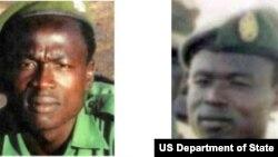 Dominic Ongwen, komandan pemberontak Tentara Perlawanan Tuhan atau LRA (foto: dok).