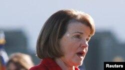 Senator Diane Feinstein (D-CA)