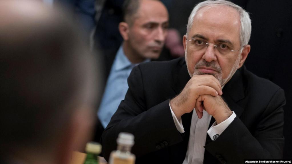 El ministro de Asuntos Exteriores de Irán, Mohammad Javad Zarif.