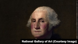 George Washington, the first U.S. president