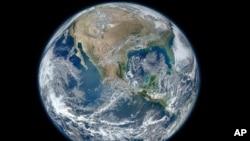 """地球日推动""""绿色""""行动"""