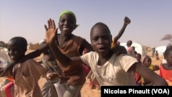 A Look Inside a Refugee Camp in Diffa, Niger