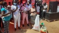 """""""Há fome em Luanda"""", diz Associação Nacional de Justiça e Pão aos Necessitados de Angola - 2:15"""