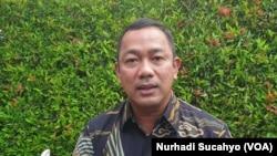 Walikota Semarang, Hendrar Prihadi. (Foto: VOA/Nurhadi Sucahyo)