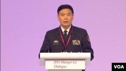 Thượng tướng Tôn Kiến Quốc, Phó Tổng tham mưu trưởng Quân đội Giải phóng Nhân dân Trung Quốc.