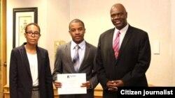 Dr Tariro Makadzange, Muzvinafundo Arthur Mutambara, Terrens Muradzikwa