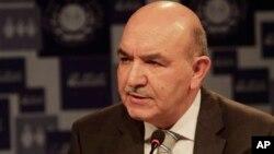 Cựu ứng viên Tổng thống Afghanistan Qayyum Karzai