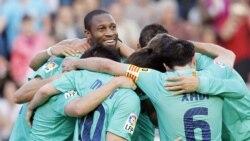 بیست و یکمین قهرمانی بارسلونا