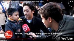 Father's Talk With Son About Paris Terror Attack l
