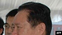 Ông Châu Vĩnh Khương, thành viên ban thường vụ của bộ Chính trị đảng Cộng sản Trung Quốc