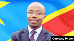 Emery Damian Kalwira, kiongozi wa Congolese Coalition for Transition