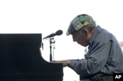At 84, George Wein still loves to perform.