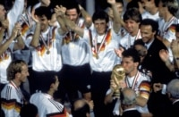 1990: Germany.