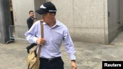 Kun Shan Chun, karyawan FBI yang ternyata bertindak sebagai agen China (foto: dok).