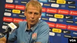 Le sélectionneur allemand des Etats-Unis Jürgen Klinsmann