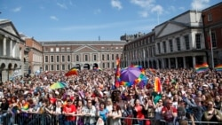 လိင္တူစံုမက္သူ Ireland ဝန္ႀကီးခ်ဳပ္သစ္