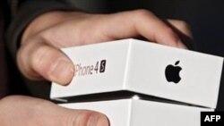 """iPhone 4S có tính năng """"Siri"""" có thể trả lời những câu hỏi bằng miệng của người sử dụng"""