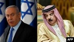Banjamin Netanyahu wa Isirayeli, Abdellatif al Zayani wa Emira z'Abarabu na Abdellatif al Zayani wa Bahrein