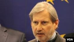 Johannes Hahn: Rezultati reformskih procesa ne mogu se pokazati odmah