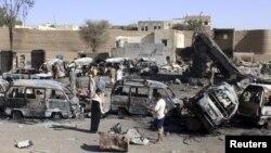 Riyadh tuần trước loan báo sẽ giảm bớt các cuộc không kích, và nói rằng chiến dịch không kích nhắm vào phe nổi dậy đã hoàn thành mục tiêu.