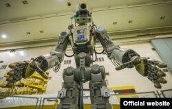 """""""Fyodor"""" humanoid robotu Beynəlxalq Fəza Stansiyasında iki həftə qalacaq."""
