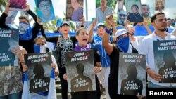 Las sanciones llegan en momentos en que Washington veun debilitamiento de las instituciones democráticas y el estado de derecho en Nicaragua, bajo el gobierno del presidente Daniel Ortega.