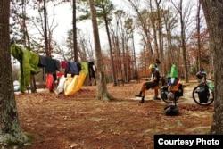 Camping in Virginia