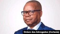 Duarte Casimiro, bastonário da Ordem dos Advogados de Moçambique