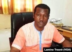 Abdoulaye Diabaté, docteur à Ouagadougou, au Burkina Faso, le 14 septembre 2018. (VOA/Lamine Traoré)