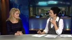 Intervistë me Iris Luarasin
