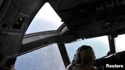 Cuộc tìm kiếm tái tục ở phía nam Ấn Độ Dương, 7 tháng sau khi chiếc máy bay mất tích.