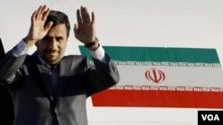 Esta es la segunda gira que emprende Mahmoud Ahmadinejad por países latinoamericanos en lo corrido del 2012.