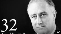 美国第三十二任总统罗斯福
