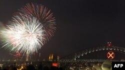 Новый год в Австралии