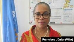 Djamila Cabral diz que organização está preocupada com as doenças