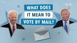 What Does It Mean to Vote By Mail?