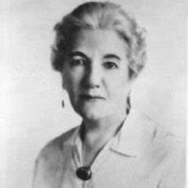 Laura Ingalls Wilder's published her first book in nineteen thirty-two