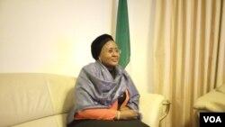 Aisha Buhari's Arrival 5