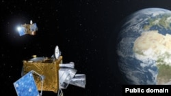 Meteosat,satelaayiti Awurooppa NWC,Jiddu Galii Qilleensa USA qilleensa Afrikaatiin to'atu(file)
