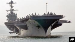 乔治.华盛顿号航空母舰