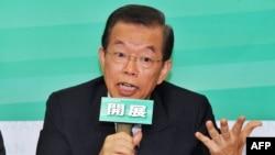 台灣民進黨前主席謝長廷