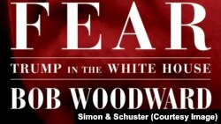 စာေရးဆရာ Woodward ေရးသားတဲ့ Fear စာအုပ္