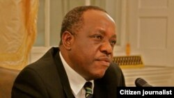Profesa Sospeter Muhongo, waziri wa zamani wa nishati na madini Tanzania