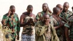 Un mutin joint à Bouaké par Idriss Fall