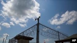 美国阿拉巴马州的一座监狱