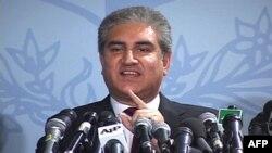 Міністр закордонних справ Пакистану Шах Мехмуд Куреші