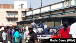 Harare vendora