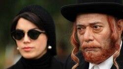 تماشاچیان فیلم «شکارچی شنبه» پرچم اسرائیل را آتش زدند