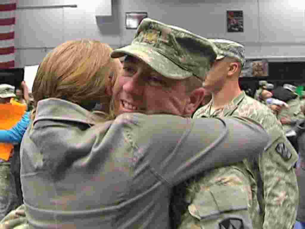 Las tropas de EE.UU. dejan Irak
