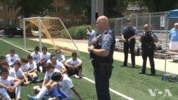 Gang Prevention Programs Target Children at Risk